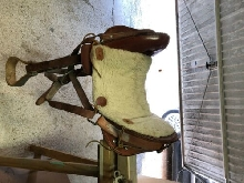 Selle de cheval Mac Leilland