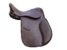 Pets2care Selle synthétique Marron 45,7 cm (selle neuve)