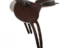 Bardette -TATTINI- Marron Shetland (selle neuve)
