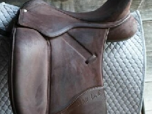 ? Wintec Isabell Werth Réglable Selle De Dressage CAIR 17.5