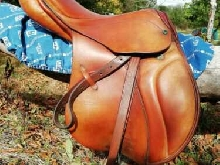 Selle Cheval Occasion Stubben Equitation Saut d'obstacles