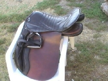 selle cheval de trait islandaise