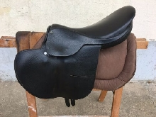 Selle Entrainement Equitation Black Country