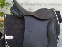 Selle dressage Henri de Rivel 16'5 cuir