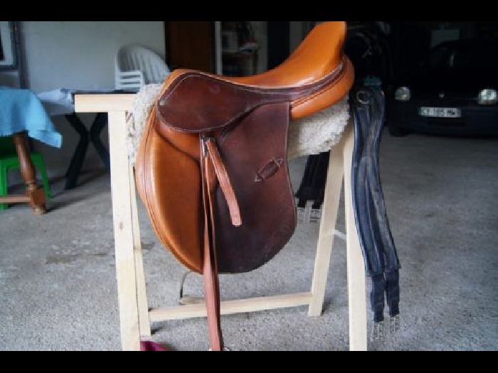 selle equitation
