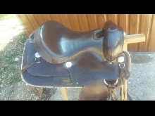 Selle Cheval WESTERN